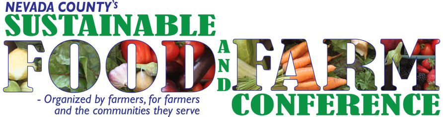 Food and Farm Conference logo